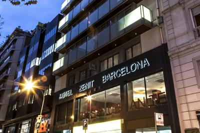 Fachada Zenit Barcelona