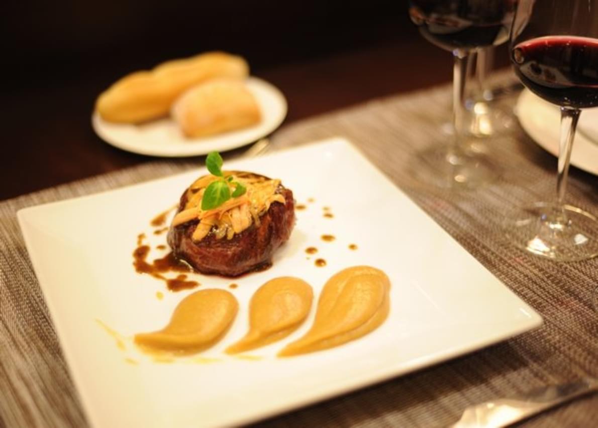 Restaurante mediterrania cocina de autor y men diario for Platos de cocina